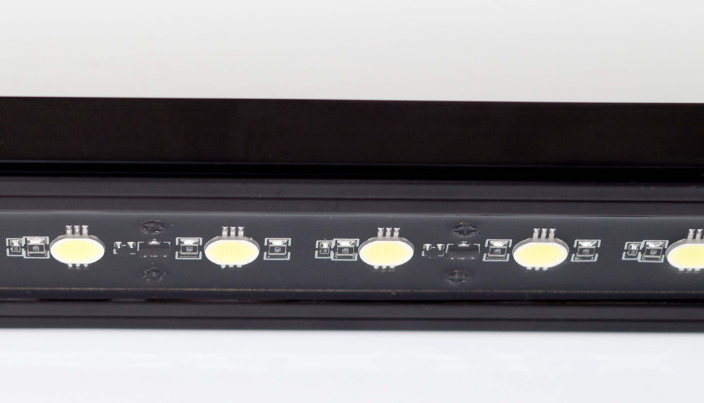 Panorama Pro LED Module Aquarium Light Side View