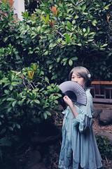 SDF_1608 (SendoFu) Tags: bonnet ボンネット エプロン風スカート blouse bl ブラウス headbow kc カチューシャ bnt 蕾絲 維多利亞 jsk op onepiecedress ワンピース jumperskirt ジャンパースカート nop lolita lolitafashion 蘿莉塔 蘿莉塔時裝 ロリータ・ファッション sweetlolita classicallolita
