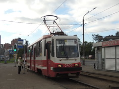 DSCN9762 Combined Tram and Trolleybus depot, Saint-Petersburg 0433