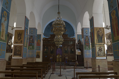 Inside Church of St. George, 17.03.2016.