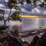 Sunset in Key Biscayne - Miami, Florida - Travel photography thumbnail