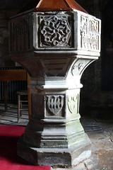 Font, St Mary and St Hardulph - Breedon-on-the-Hill