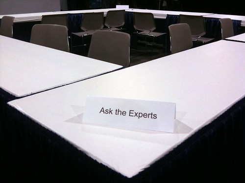 The World Has No Experts