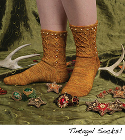 Tintagel Socks