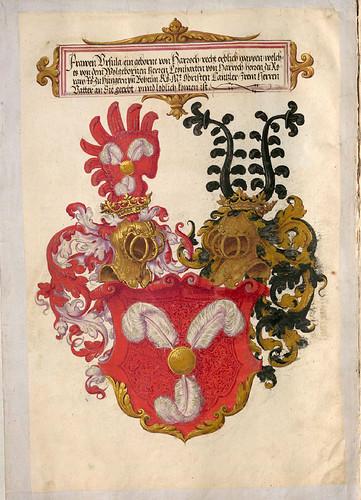 003-Das Ehrenbuch der Fugger 1545-1548-©Bayerische Staatsbibliothek