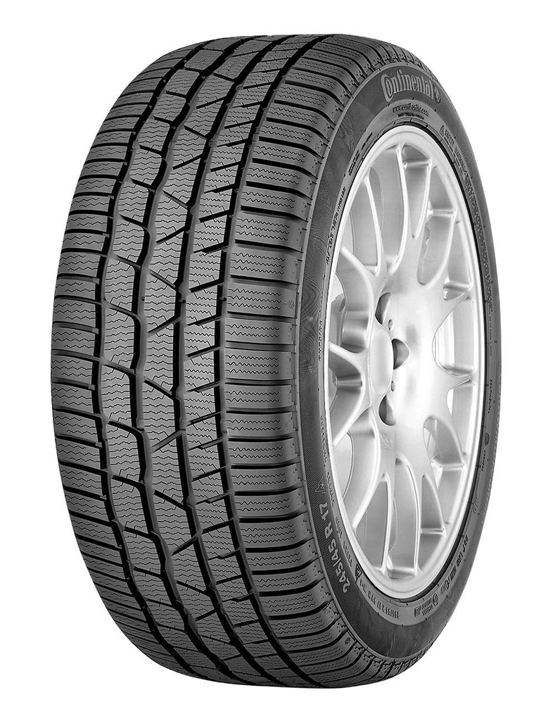 Continental Car Tyres - ContiWinterContact TS 830 P