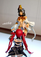 04 Not there~~ --QB     revoltech queens blade (Skinning Bear) Tags: anime sexy doll menace hentai menas revoltech bfigure  action queens queensblade  figure   qb blade