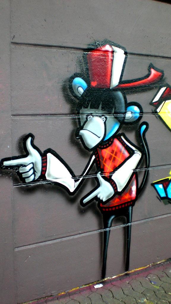 Monkey by Dater 2008