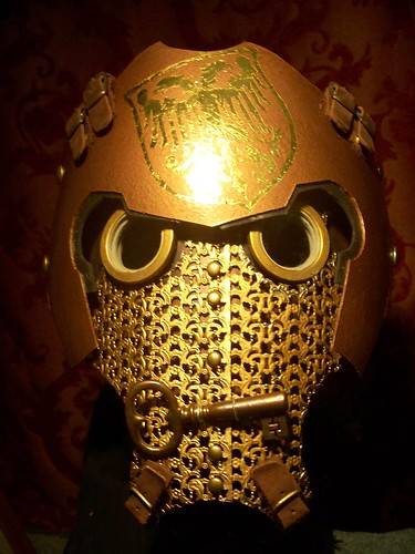 steam punk helmet 1109 042 by broken toys