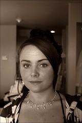 IMG_8604 (oshngrl) Tags: wedding girls portrait hair balloons dress makeup ready curlers