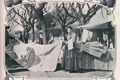 mantas de trapo