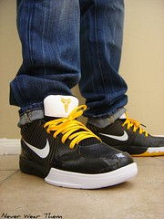 Nike Zoom Kobe IV Del Sol (Never Wear Them) Tags: white black sol del garden square cool hoh shoes zoom 4 nike rings kobe madison points bryant iv maize 61 zk zkiv