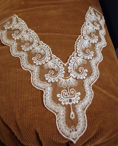 lace insert
