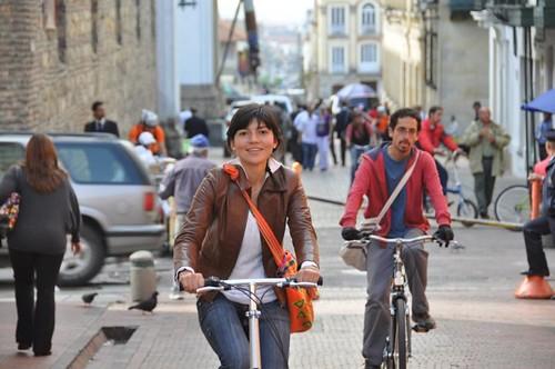 2da bicicletada centro