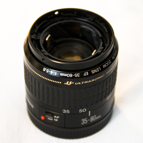 Canon 35-80mm Modification