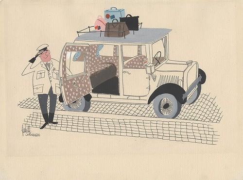 1949 trip to Denmark f
