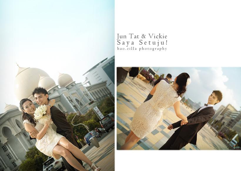 "JT & Vickie's ""Saya Setuju"" R.O.M 017"