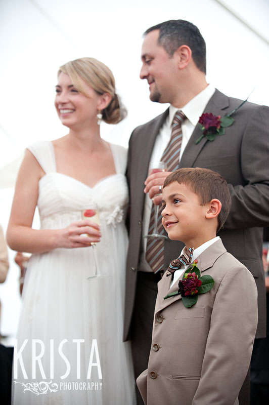 Gerrish Island Wedding