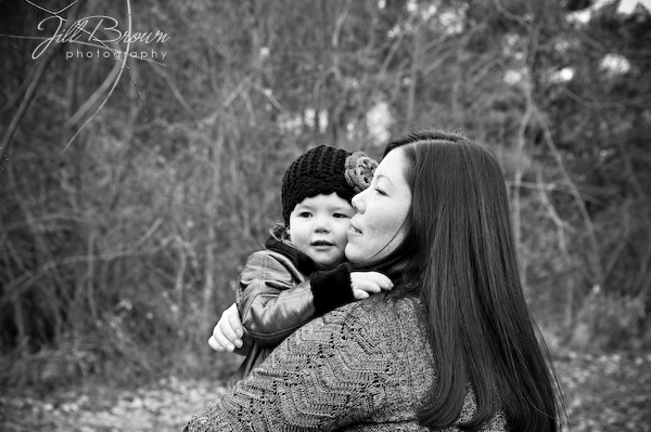 November 14, 2009:  Family Session