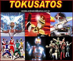 TOKUSATOS (Lvia Produes) Tags: sries