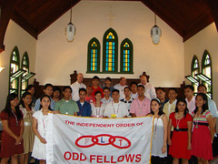 Independent Order of Odd Fellows , Silliman University, Dumaguete, Philippines