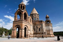 The Oldest Christian Church - Yerevan, Armenia (whl.travel) Tags: building art church culture armenia yerevan oldest
