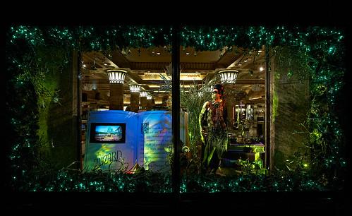 Harrods Christmas 2009