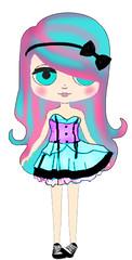Dream girl---Cotton Candy