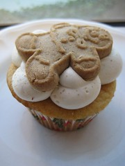 Eggnog cupcakes by kristin_a (Meringue Bake Shop)