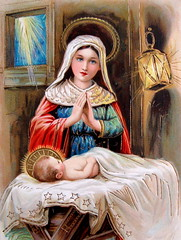 Reason for the Season (Puzzler4879) Tags: christmas postcards manger christmascards nativity babyjesus madonnaandchild maryandjesus maryandchild oldpostcards vintagepostcards birthofchrist christmaspostcards heartawards a580 canona580 canonpowershota580 powershota580 holidaypostcards thegoldenhearts