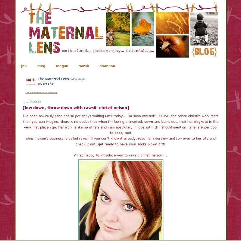 The Maternal Lens Screenshot.jpg
