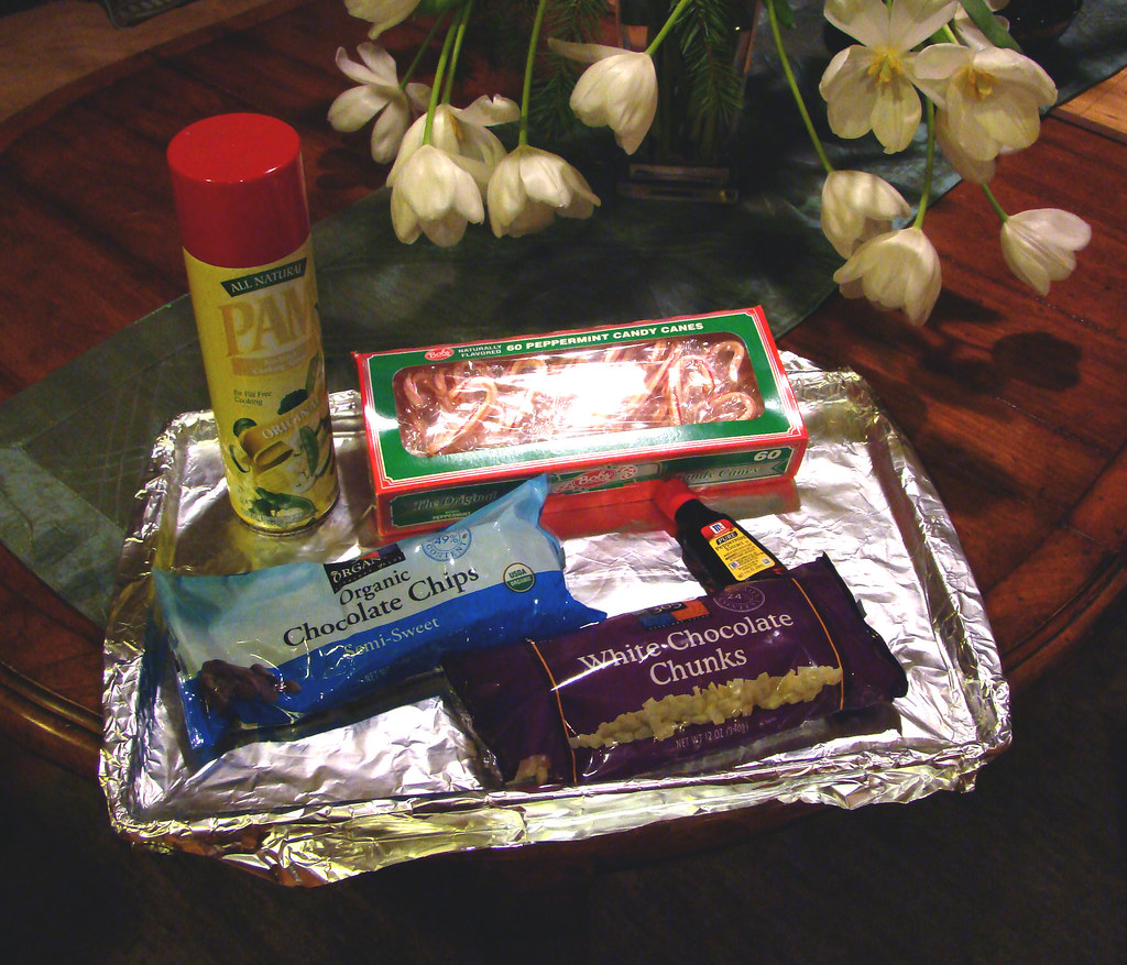 DSC03523 Peppermint Bark Ingredients