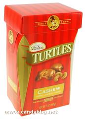 Demet's Cashew Turtles