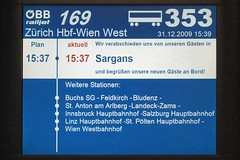 ÖBB railjet - Welcome and Farewell