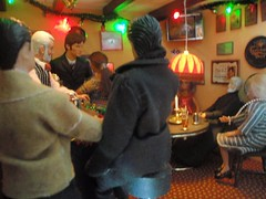 New Years Eve at the pub
