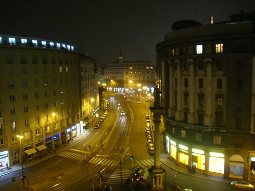 Vistas del exterior del hotel