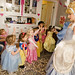 Cinderella dances with the children!