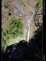 DSC_0386 瀑布共有三層,  從這角度可以看到第二及第三層 (scottliu0205) Tags: 東埔 新中橫 八通關 柳家梅園