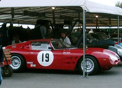 Goodwood Revival 2007 TT Paddock Iso Bizzarini A3C (74Mex) Tags: iso tt goodwood 2007 paddock revival bizzarini a3c