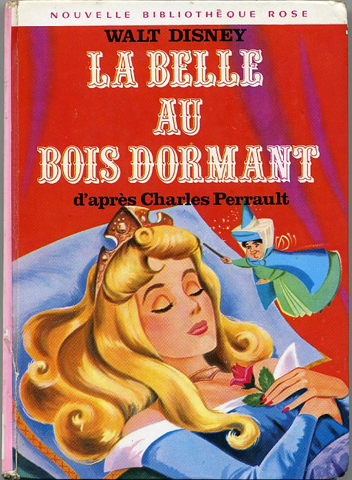La belle au bois dormant, by Walt DISNEY