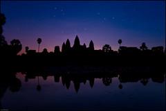 Angkorian Nights (Souvik_Prometure) Tags: silhouette cambodia khmer silhouettes angkorwat siemreap angkor phnombakheng taphrom preahkhan banteaysrey banteaysrei banteaykdei sigma1020mm angkorian bayontemple abigfave platinumphoto anawesomeshot nikond90 flickrdiamond tahphrom souvikbhattacharya