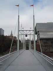 pedestrian walk over neyland