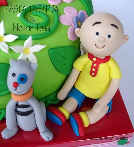 ELIF AND CALLIOU CAKE