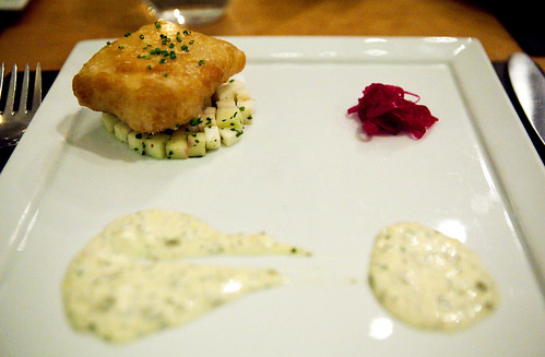 Crispy Atlantic Cod