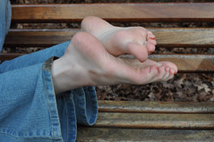 Soles Cute (Artistic Feet) Tags: pink cute feet girl asian photography foot model toes pretty skin artistic peach polish pale nails barefoot heels heel soles ankles ubersexy