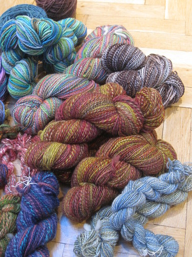 Hello Yarn Fiber Club stash