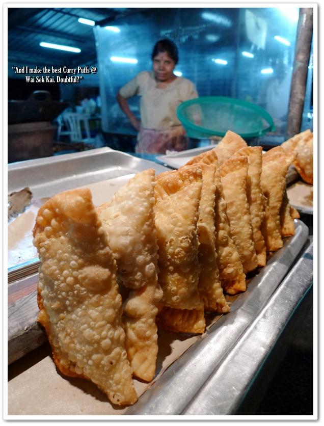 Curry Puffs @ Wai Sek Kai, Chai Leng Park