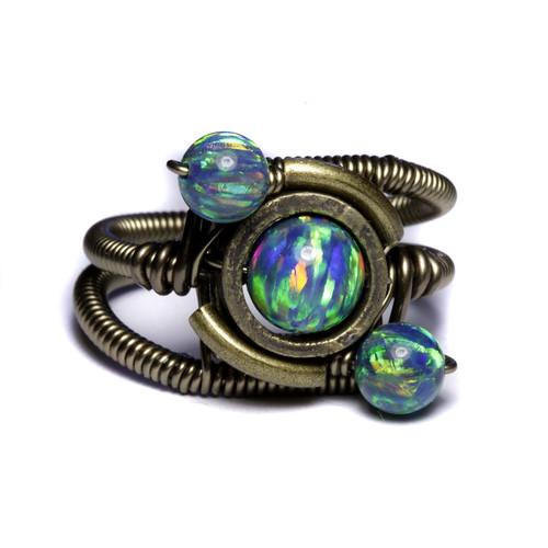 Steampunk Jewelry Ring
