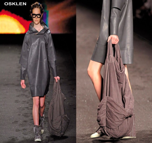 Osklen Fall 2009 collection 01