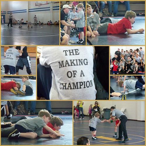 wrestlingscrimmageJan2010